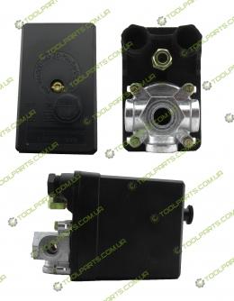 Прессостат для компрессора  (380B 3 Выхода)
