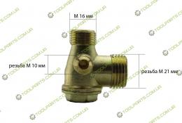 Зворотний клапан для компресора