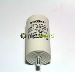 Пусковой конденсатор 25 мкф 450V