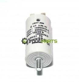 Пусковой конденсатор 6 мкф 450V