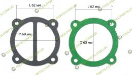 Набор прокладок для компрессора 3 тип
