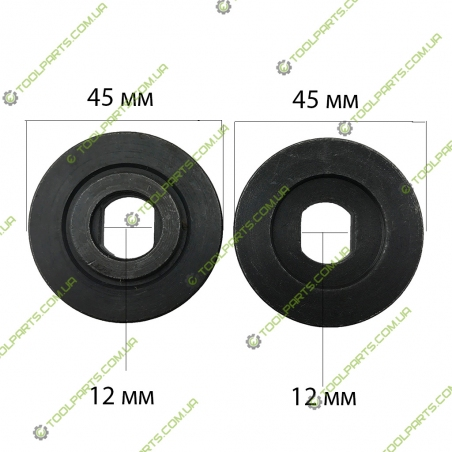 Шайбы для дисковой пилы 12х12