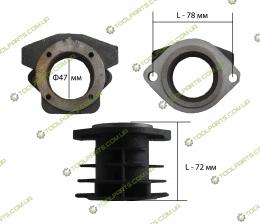 Цилиндр для компрессора ф47 (1 тип )