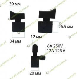 Кнопка болгарки DWT 150