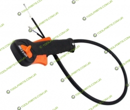 Ручка газа на мотокосу Stihl FS 55,120, 200, 250