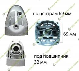 Корпус редуктора болгарки DWT 180SL