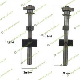 Шток на лобзик всборе 119 мм (Універсальний)