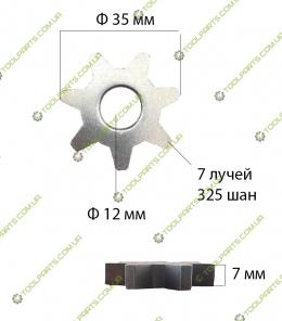 Звездочка электропилы  Einhell RoYall Универсальная