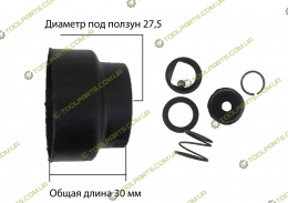 Ремкомплект патрона перфоратора Intertool SDS-plus DT-0181