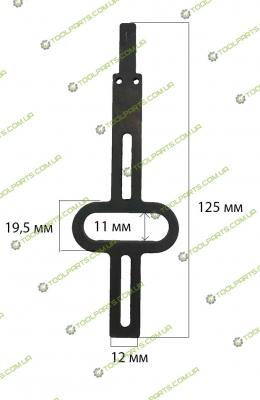 Шток на лобзик 125 мм (Універсальний)