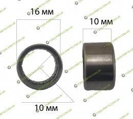 Голчастий підшипник 10x16x10 (HK 101610)