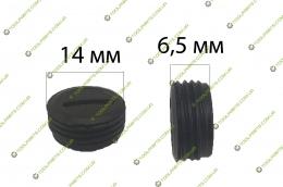 Пробки щеткодержателя (14x6,5)