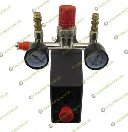 Автоматика (прессостат ) на компрессор  в сборе 220
