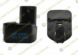 Аккумулятор для шуруповерта Hitachi 12 V (2000 mAh)