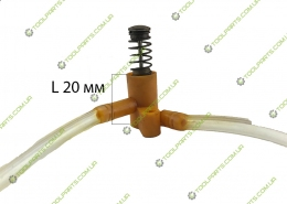 Маслонасос электропилы 4 тип   Универсальный
