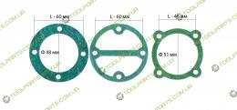 Набор прокладок для компрессора 4 тип