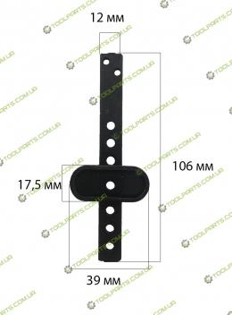 Шток на лобзик 106 мм (Велика Чашка)