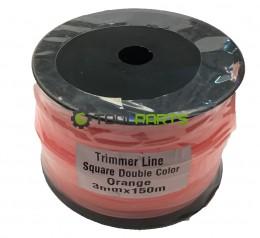 Леска для триммера в бухте 3.0мм (150м- Жила)