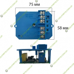 Плата управління для електронного реле тиску PC-13А
