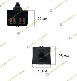 Кнопка болгарки 115 (2 тип)