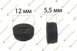 Пробки щеткодержателя (12x5,5)