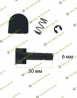Стопорная кнопка на болгарку Ferm FAG-125N,Wintech 125