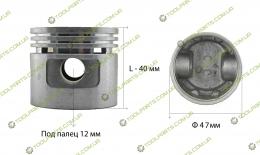 Поршень  для компрессора Ф 47