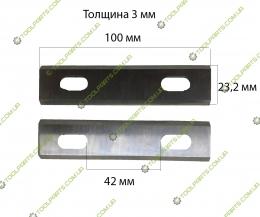 Ножи рубанка Rebir (100мм)