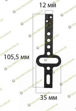 Шток на лобзик DWT 105,5 мм (Універсальний)