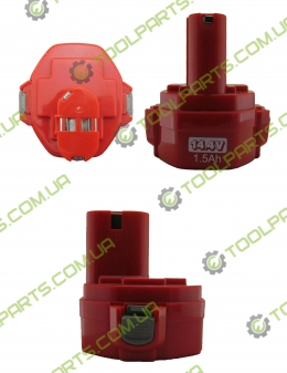 Акумулятор на шуруповерт Makita 14,4 вольт (1500 mAh)