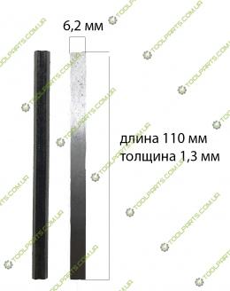 Ножі рубанка Craft (110мм)