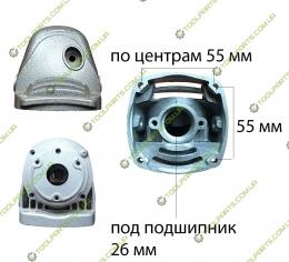 Корпус редуктора болгарки DWT 125LW