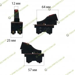 Кнопка болгарки Cybak 230